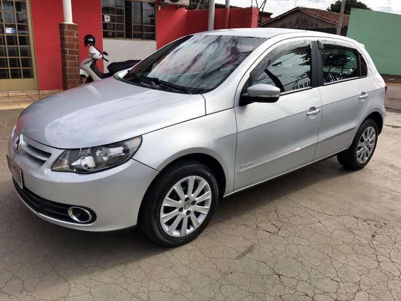 Volkswagen Gol Power 1.6 MI (Flex) - Foto #1