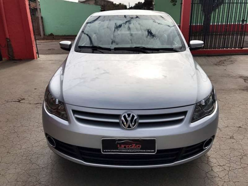 Volkswagen Gol Power 1.6 MI (Flex) - Foto #2