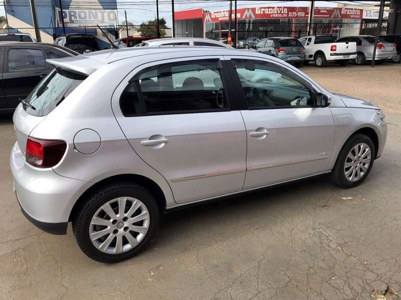Volkswagen Gol Power 1.6 MI (Flex) - Foto #5