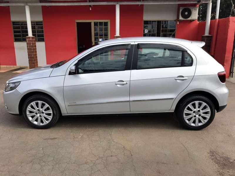 Volkswagen Gol Power 1.6 MI (Flex) - Foto #6