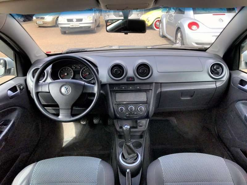 Volkswagen Gol Power 1.6 MI (Flex) - Foto #10