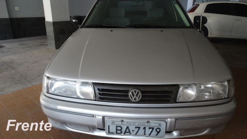 Volkswagen Pointer CLi 1.8 - Foto #7