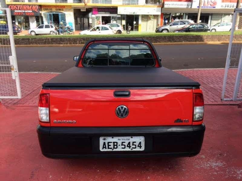 Volkswagen Saveiro 1.6 MI G3 - Foto #5