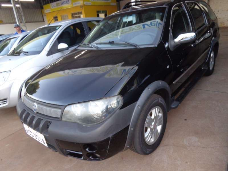 Fiat Palio Weekend Adventure 1.8 16V (Flex) - Foto #1