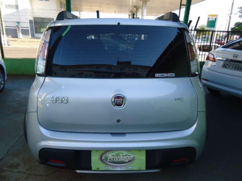 Fiat Uno Way 1.0 Firefly (Flex) - Foto #2