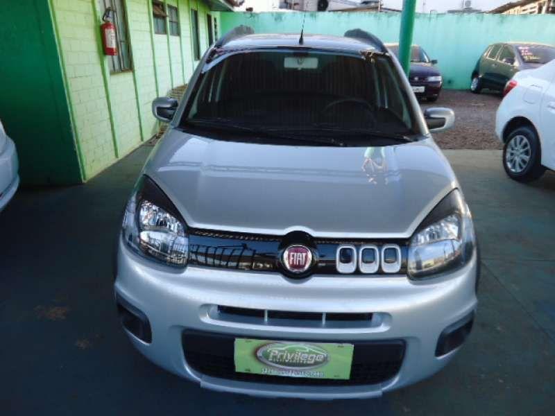 Fiat Uno Way 1.0 Firefly (Flex) - Foto #5