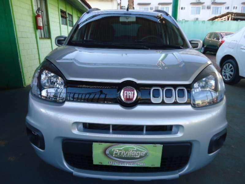 Fiat Uno Way 1.0 Firefly (Flex) - Foto #8