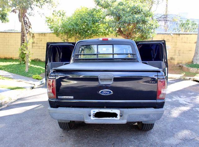 Ford Ranger XLT 4x2 2.3 16V (Cabine Dupla) - Foto #4