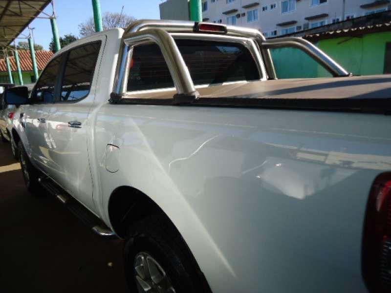 Ford Ranger XLT 4x2 2.5 (Cabine Dupla) - Foto #5