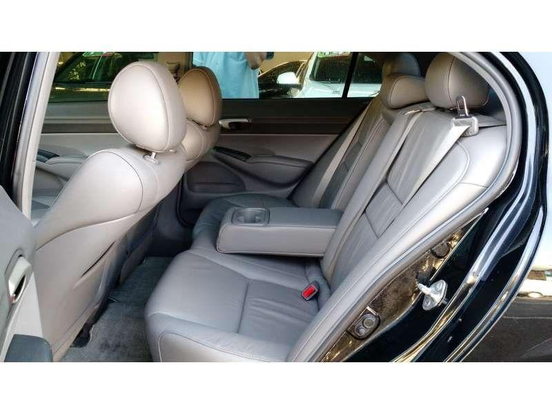 Honda New Civic LXS 1.8 (aut) (flex) - Foto #9