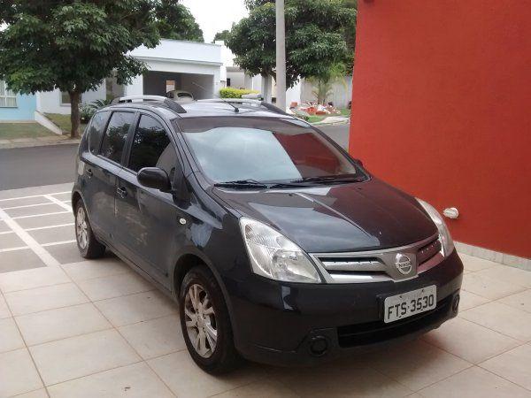 Nissan Livina S 1.8 16V (flex) (aut) - Foto #1