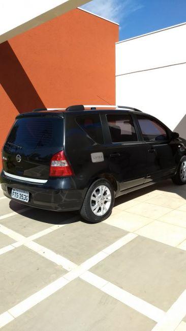 Nissan Livina S 1.8 16V (flex) (aut) - Foto #2