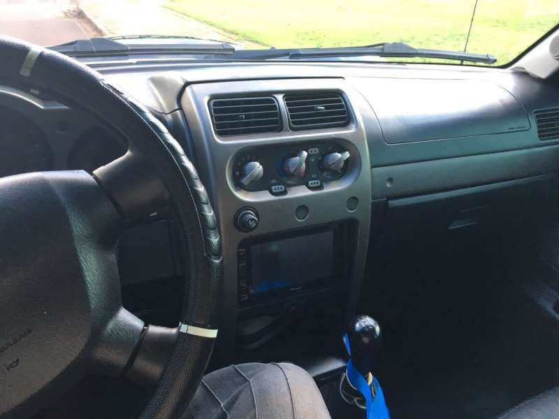 Nissan X-Terra SE 4x4 2.8 - Foto #7