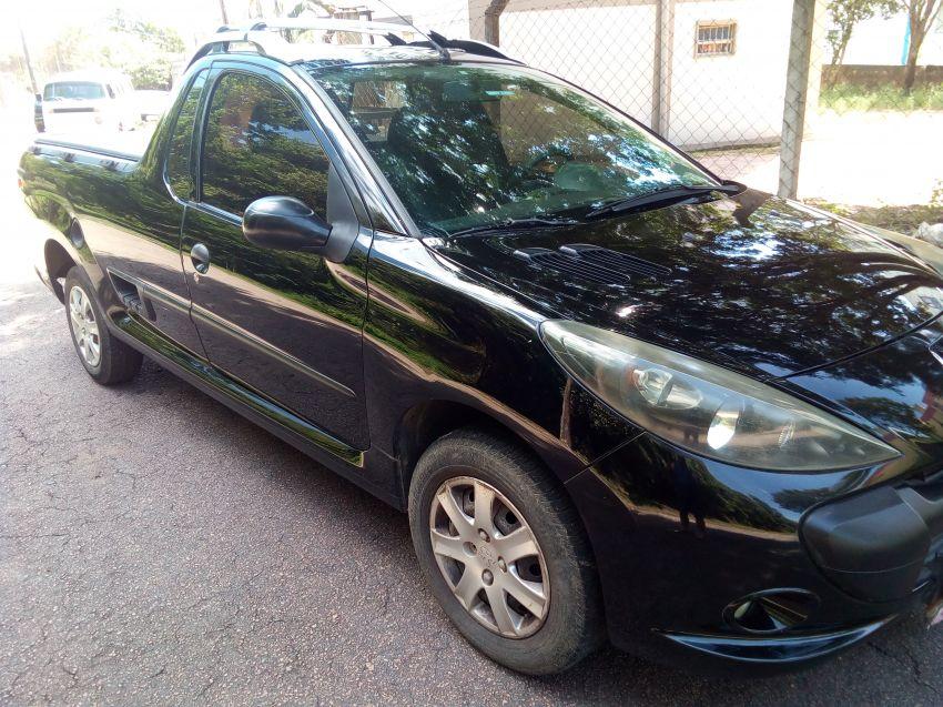 Peugeot Hoggar XR 1.4 (flex) - Foto #4
