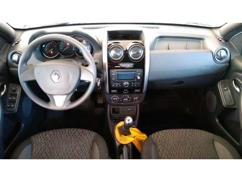 Renault Duster Oroch Expression 1.6 16V (Flex) - Foto #5