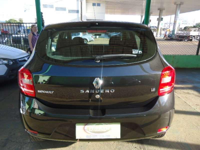Renault Sandero Expression 1.6 8V (flex) - Foto #3