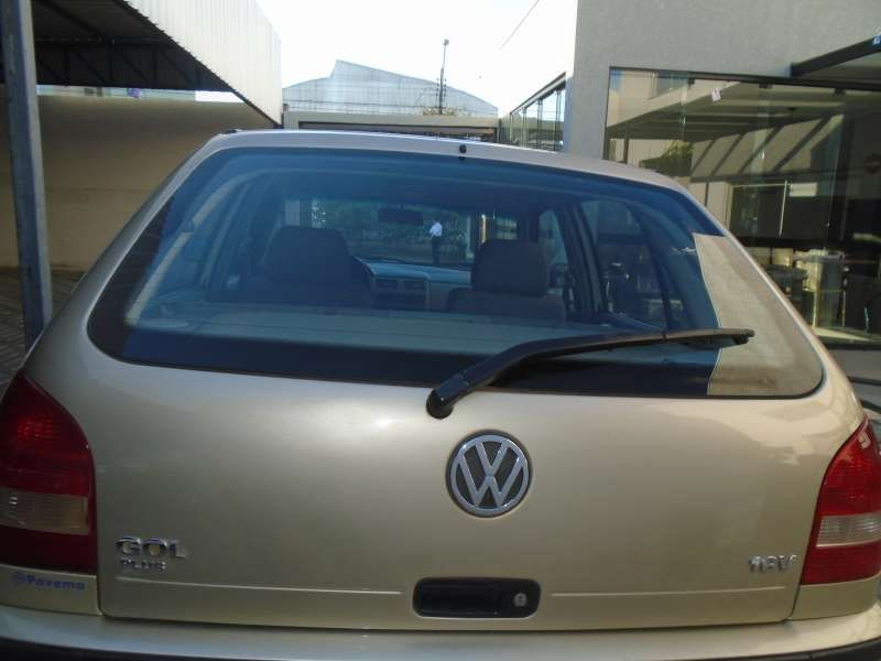 Volkswagen Gol Plus 1.0 MI 16V - Foto #6