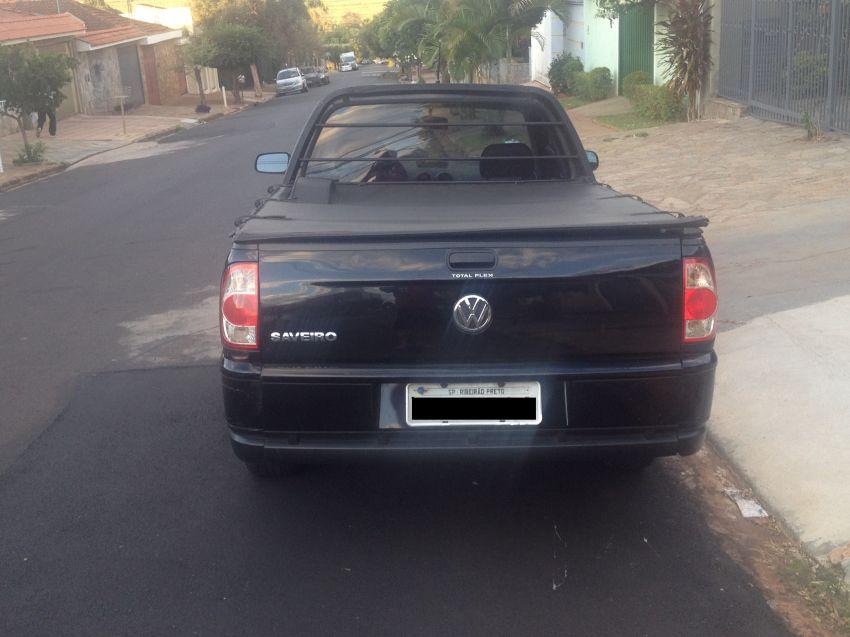 Volkswagen Saveiro 1.6 Trendline - Foto #3