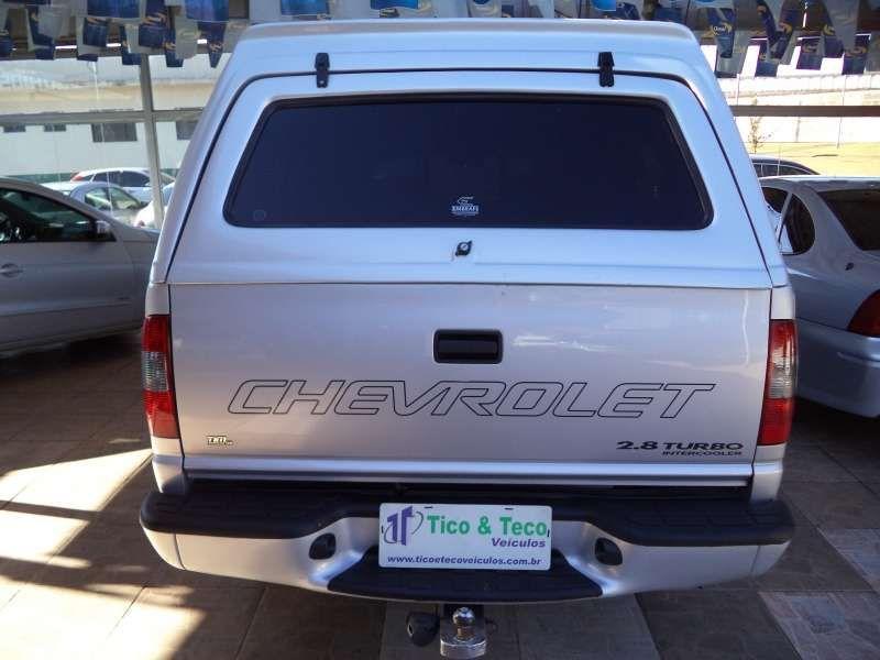 Chevrolet S10 4x2 2.8 (Cabine Dupla) - Foto #5
