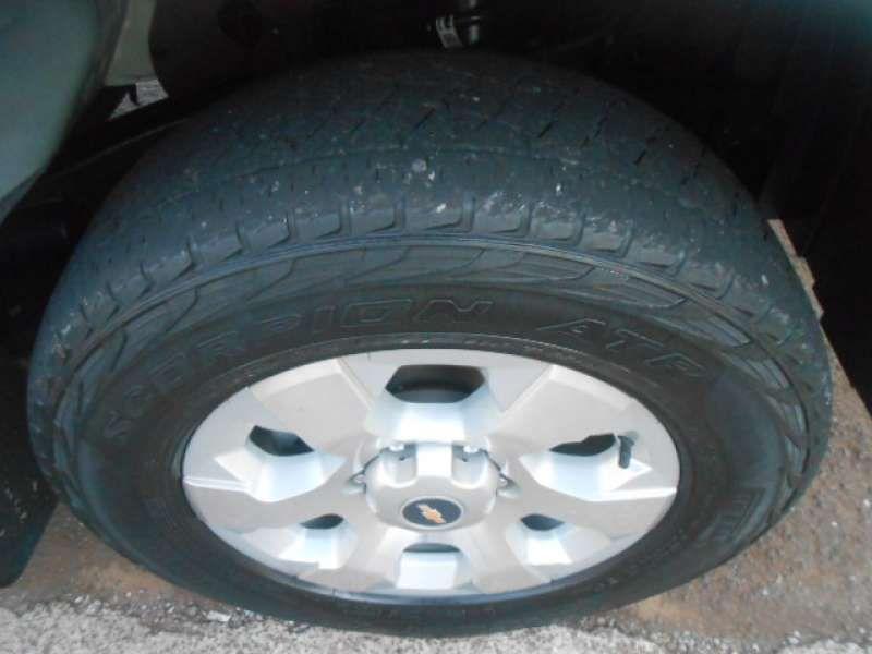 Chevrolet S10 2.5 Ecotec SIDI Cabine Dupla LTZ 4WD - Foto #8