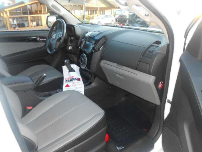 Chevrolet S10 2.5 Ecotec SIDI Cabine Dupla LTZ 4WD - Foto #9