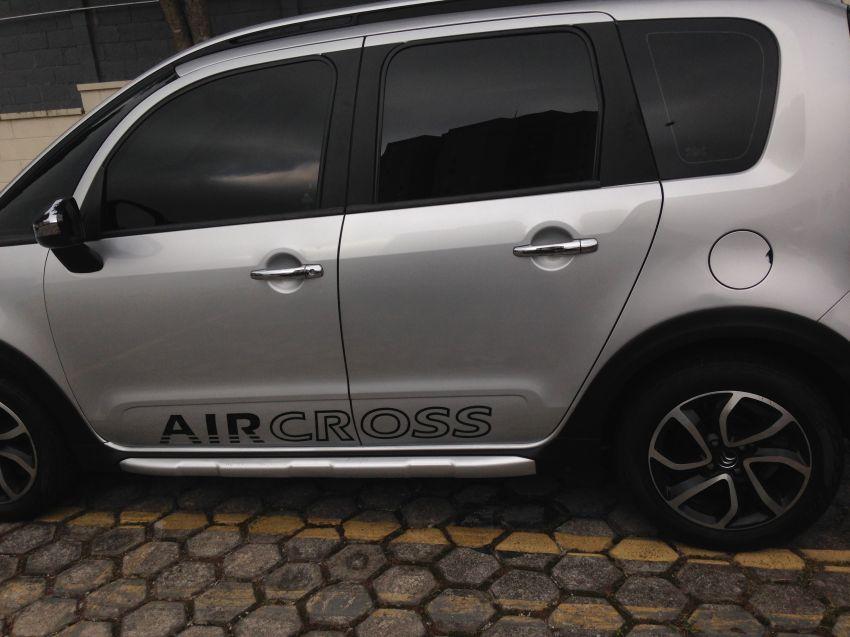 Citroën Aircross GLX 1.6 16V (flex) - Foto #8