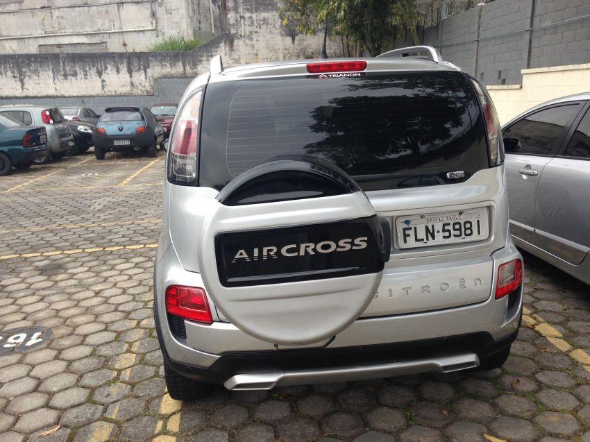 Citroën Aircross GLX 1.6 16V (flex) - Foto #9