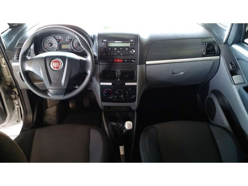 Fiat Idea Essence Italia 1.6 16V (Flex) - Foto #8