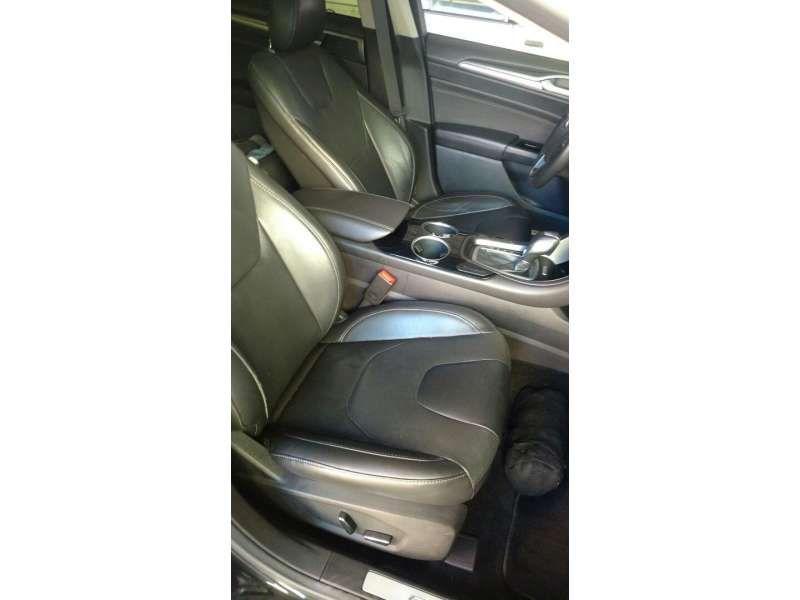 Ford Fusion 2.0 16V GTDi Titanium FWD (Aut) - Foto #5