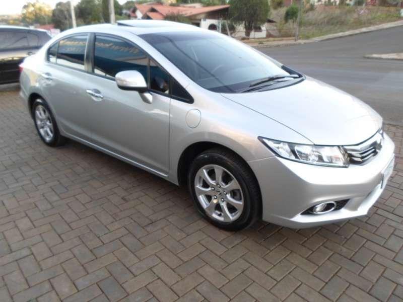 Honda New Civic EXS 1.8 (aut) (flex) - Foto #3