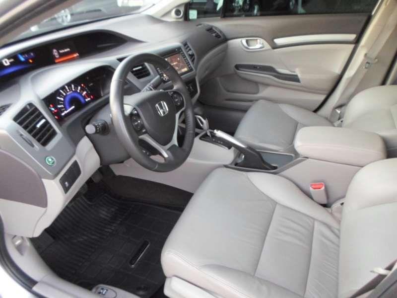 Honda New Civic EXS 1.8 (aut) (flex) - Foto #7