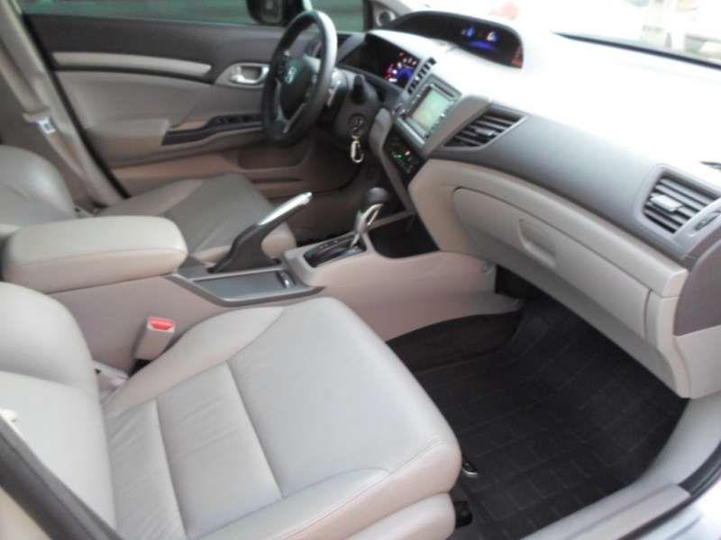 Honda New Civic EXS 1.8 (aut) (flex) - Foto #8