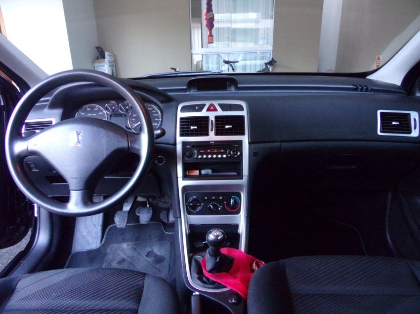 Peugeot 307 Hatch 1.6 16v Presence Pack(10 Anos Brasil)(Flex) - Foto #7
