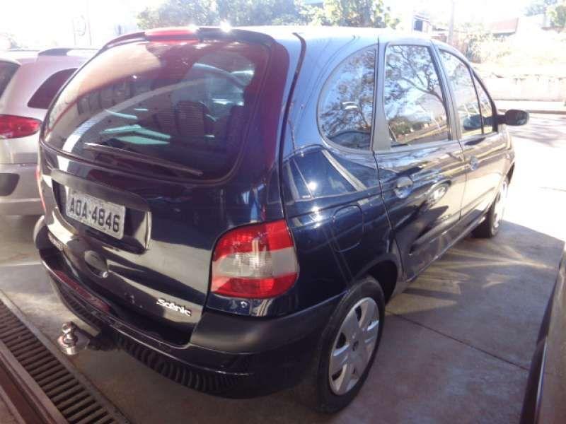 Renault Scénic 1.6 16V Alize - Foto #4