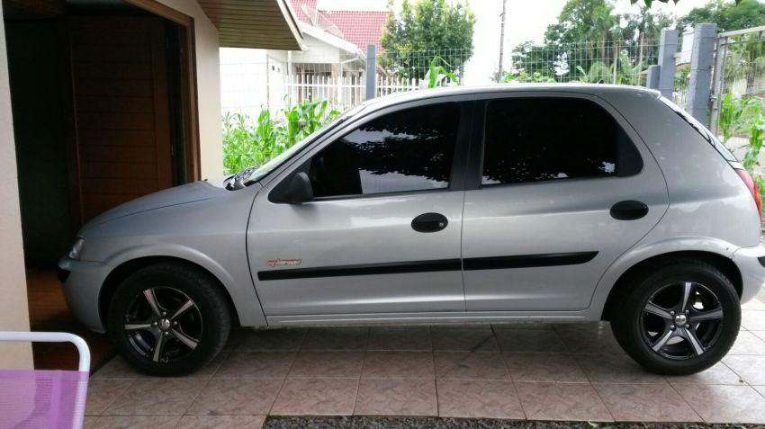 Chevrolet Celta Energy 1.4 - Foto #4