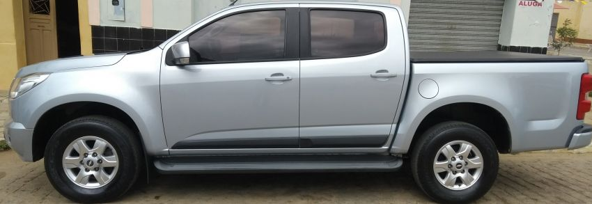 Chevrolet S10 LT 2.5 flex (Cabine Dupla) 4x2 - Foto #2