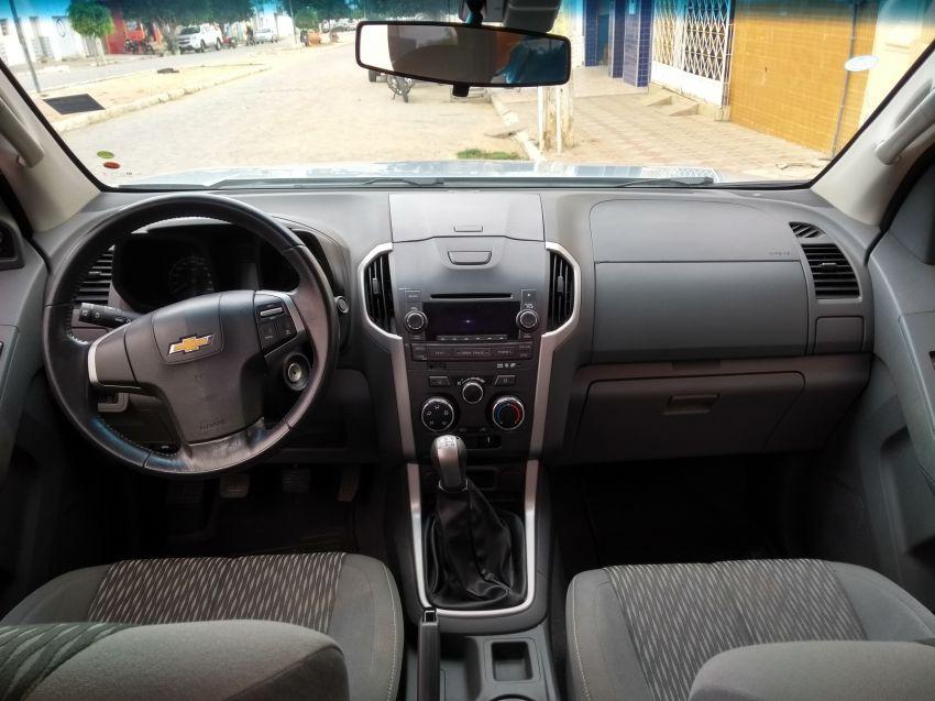 Chevrolet S10 LT 2.5 flex (Cabine Dupla) 4x2 - Foto #10