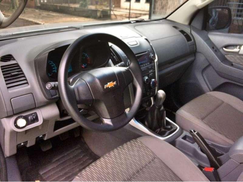 Chevrolet S10 2.4 Chassi Cabine (flex) - Foto #6