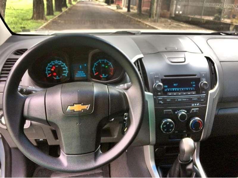Chevrolet S10 2.4 Chassi Cabine (flex) - Foto #7