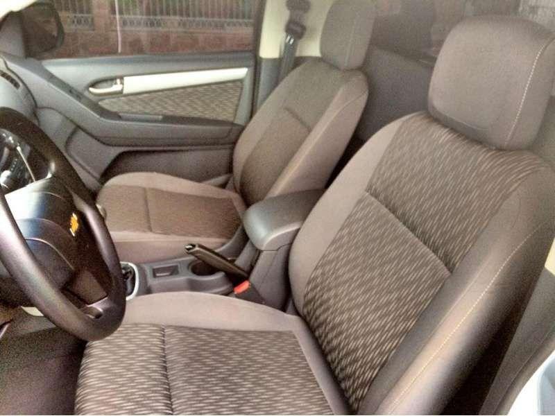 Chevrolet S10 2.4 Chassi Cabine (flex) - Foto #8