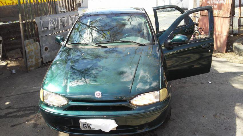 Fiat Siena ELX 1.6 MPi - Foto #2
