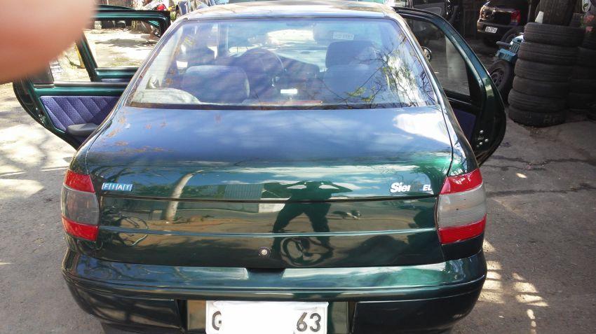 Fiat Siena ELX 1.6 MPi - Foto #4