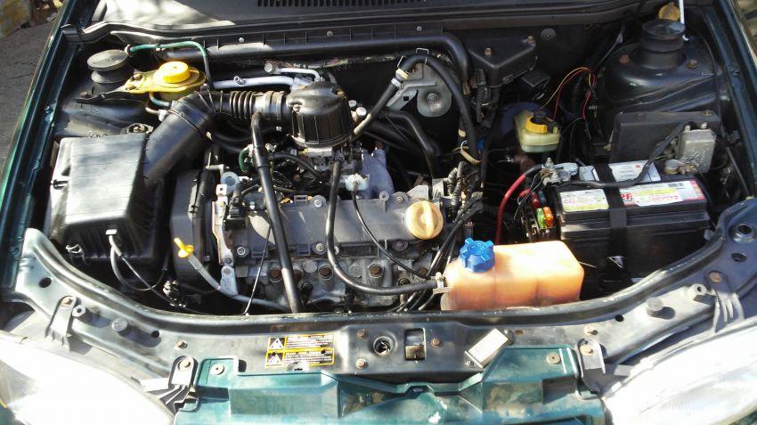 Fiat Siena ELX 1.6 MPi - Foto #5