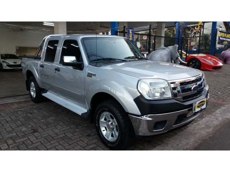 Ford Ranger Limited 4x4 3.0 (Cabine Dupla) - Foto #1