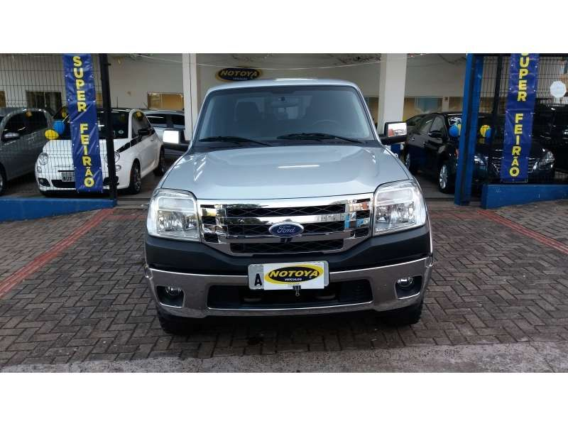 Ford Ranger Limited 4x4 3.0 (Cabine Dupla) - Foto #2