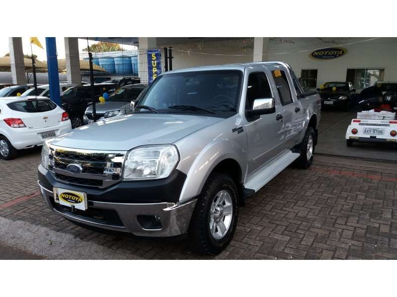 Ford Ranger Limited 4x4 3.0 (Cabine Dupla) - Foto #3