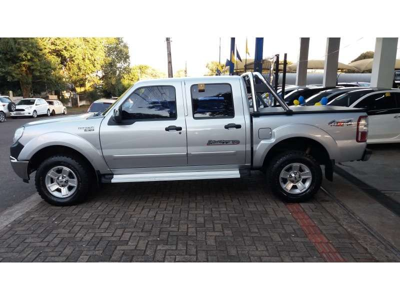 Ford Ranger Limited 4x4 3.0 (Cabine Dupla) - Foto #4