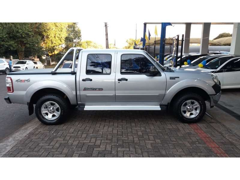 Ford Ranger Limited 4x4 3.0 (Cabine Dupla) - Foto #5
