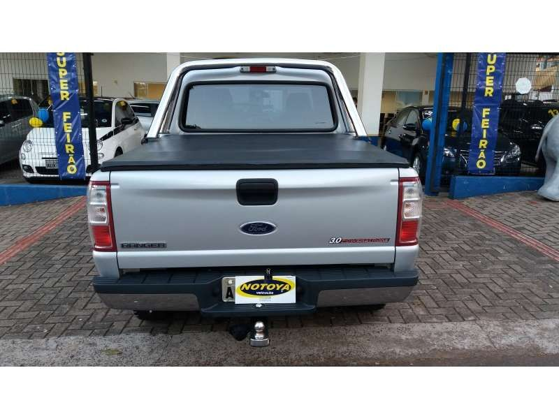 Ford Ranger Limited 4x4 3.0 (Cabine Dupla) - Foto #6