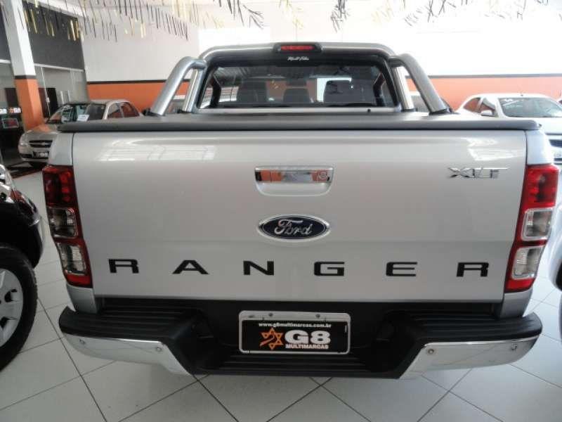 Ford Ranger 3.2 Td Xlt CD (aut) 4x4 - Foto #7